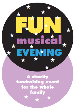 Fun Musical Evening for all the Family Logo
