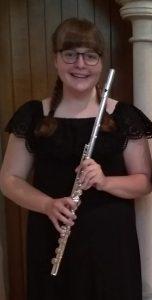 Lucy Leete - Flautist